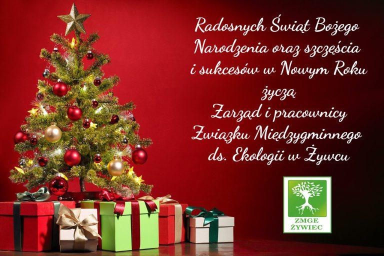 Boże Narodzenie 2018 życzenia świąteczne Zmge W żywcu